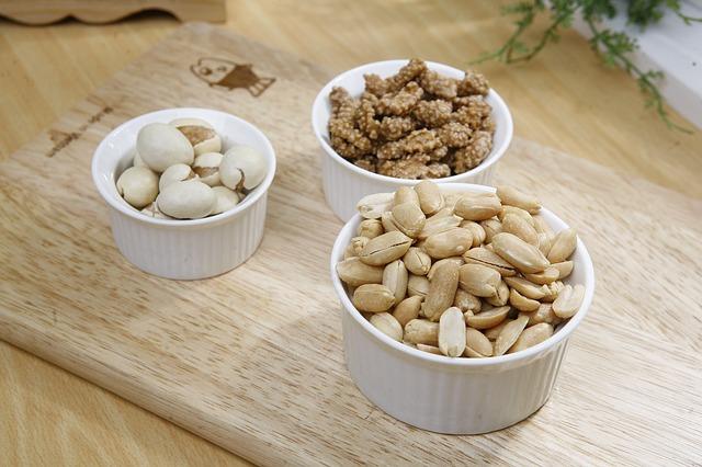 Les vertus de la cacahuète ou arachides